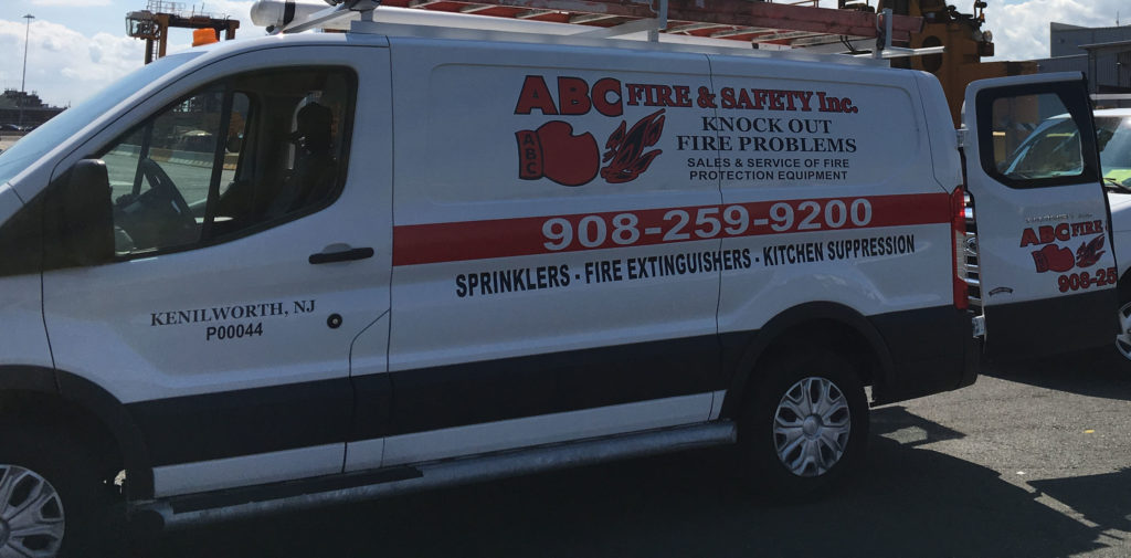 ABC Fire Safety Van
